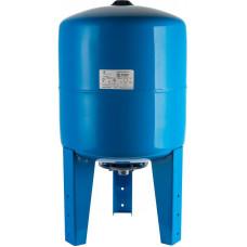 Расширительный бак STOUT , гидроаккумулятор 50 л. вертикальный (цвет синий)