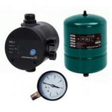 Комплект для водоснабжения без насоса Grundfos SQ - для SQ 1 / 2 / 3