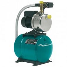 Установка повышения давления Grundfos JPB5 бак 24 литра