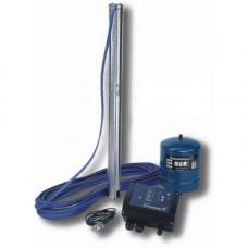 Комплект для водоснабжения с насосом Grundfos SQ 3-40 с кабелем 30 м